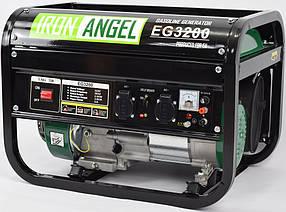 Генератор бензиновый Iron Angel EG 3200 (3кВт)