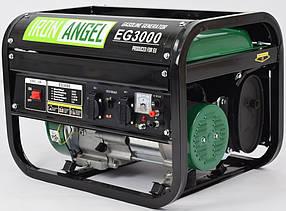 Генератор бензиновый Iron Angel EG 3000 (2,8кВт)