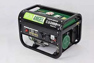 Генератор бензиновый Iron Angel EG 3000 (2,8кВт), фото 2