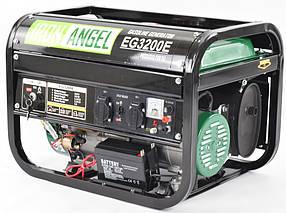 Генератор бензиновый Iron Angel EG 3200 E (3кВт)