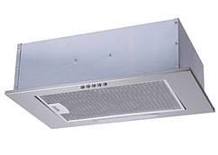 Кухонная вытяжка полно встраиваемая VENTOLUX BOX 60 INOX (650) PB нержавеющая сталь