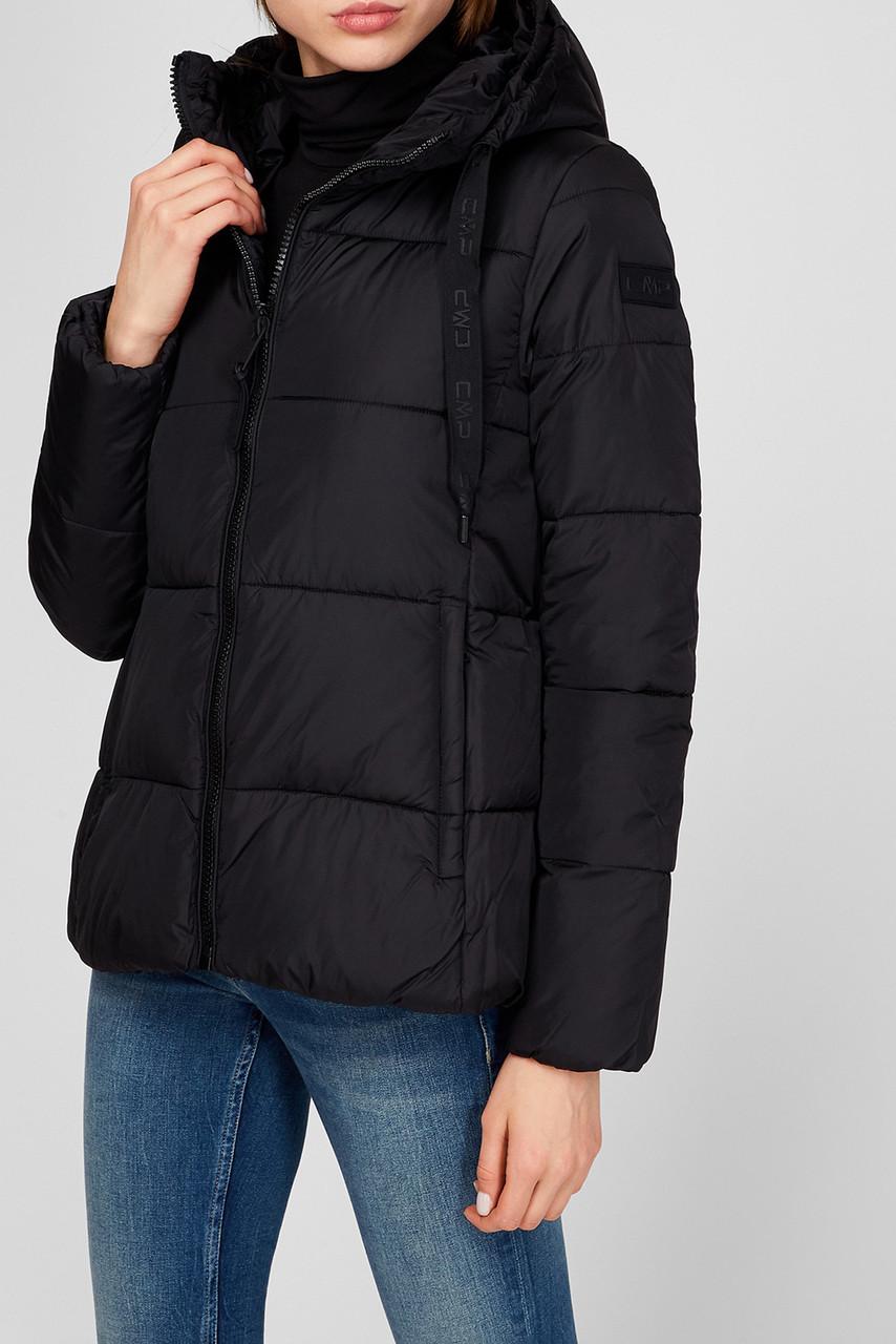 Женская куртка пуховик CMP Fix Hood 30K3556-U901