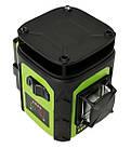 Профессиональный лазерный уровень 4D Fukuda MW-94D-4GJ 16 линий для стяжки, фото 3