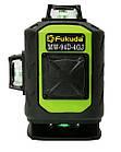 Профессиональный лазерный уровень 4D Fukuda MW-94D-4GJ 16 линий для стяжки, фото 6