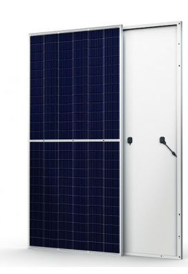 Монокристаллическая солнечная батарея Abi Solar AB450-72MHC 450 Вт, фото 2
