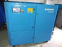 Аренда компрессора Boge S40-2 - 4,63 м3/мин - 10 бар - 30 кВт