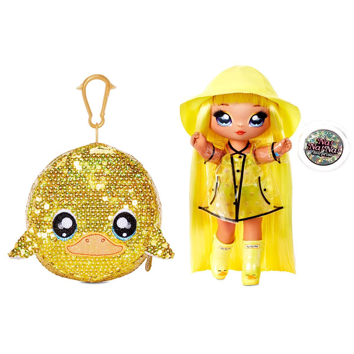 Кукла Na Na Na Surprise S3 W1 – Дарья Дакки Na! Na! Na! Surprise Sparkle Series 1 Daria Duckie 573777