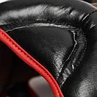 Боксерский шлем Leone Full Cover Black L, фото 2
