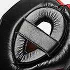 Боксерский шлем Leone Full Cover Black L, фото 6