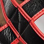 Боксерский шлем Leone Full Cover Black L, фото 7