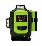 Профессиональный лазерный уровень 4D Fukuda MW-94D-4GJ 16 линий для стяжки, фото 10