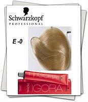 Schwarzkopf Igora Royal Mixtones E-0 Усилитель для осветления волос Specialties 60 мл.