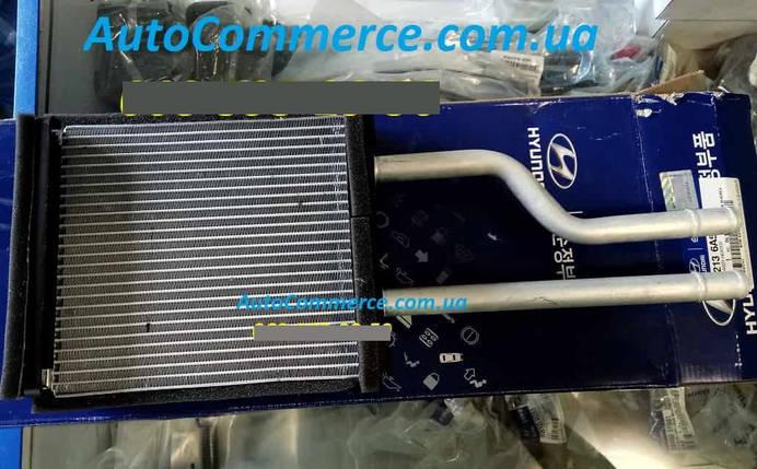 Радиатор отопителя (печки) Hyundai HD120, HD210 Хюндай hd (972136A500), фото 2