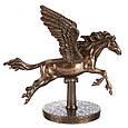 Статуетка Veronese Кінь.Пегас 16х15 см 77122A1, фото 2