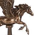 Статуетка Veronese Кінь.Пегас 16х15 см 77122A1, фото 3