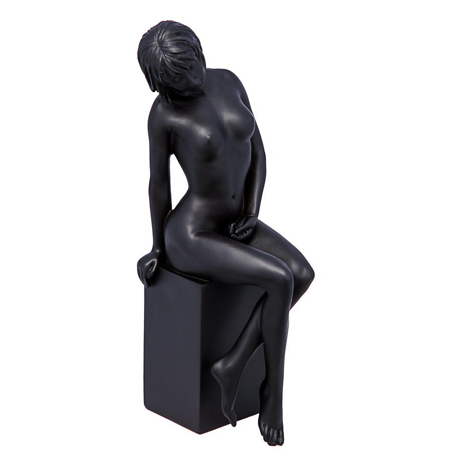Статуетка Veronese Дівчина на колоні 19 см 75332