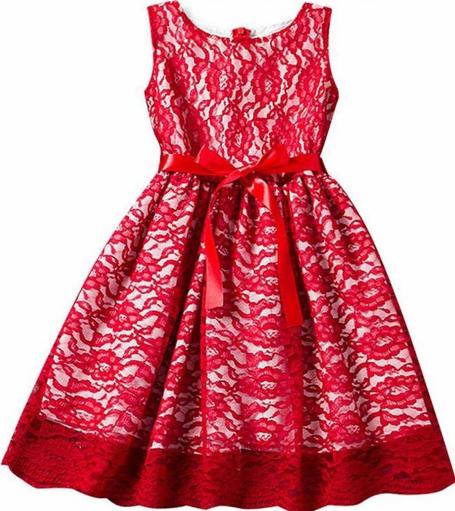 Детское ажурное платье  110, 120, 130, 140, 150