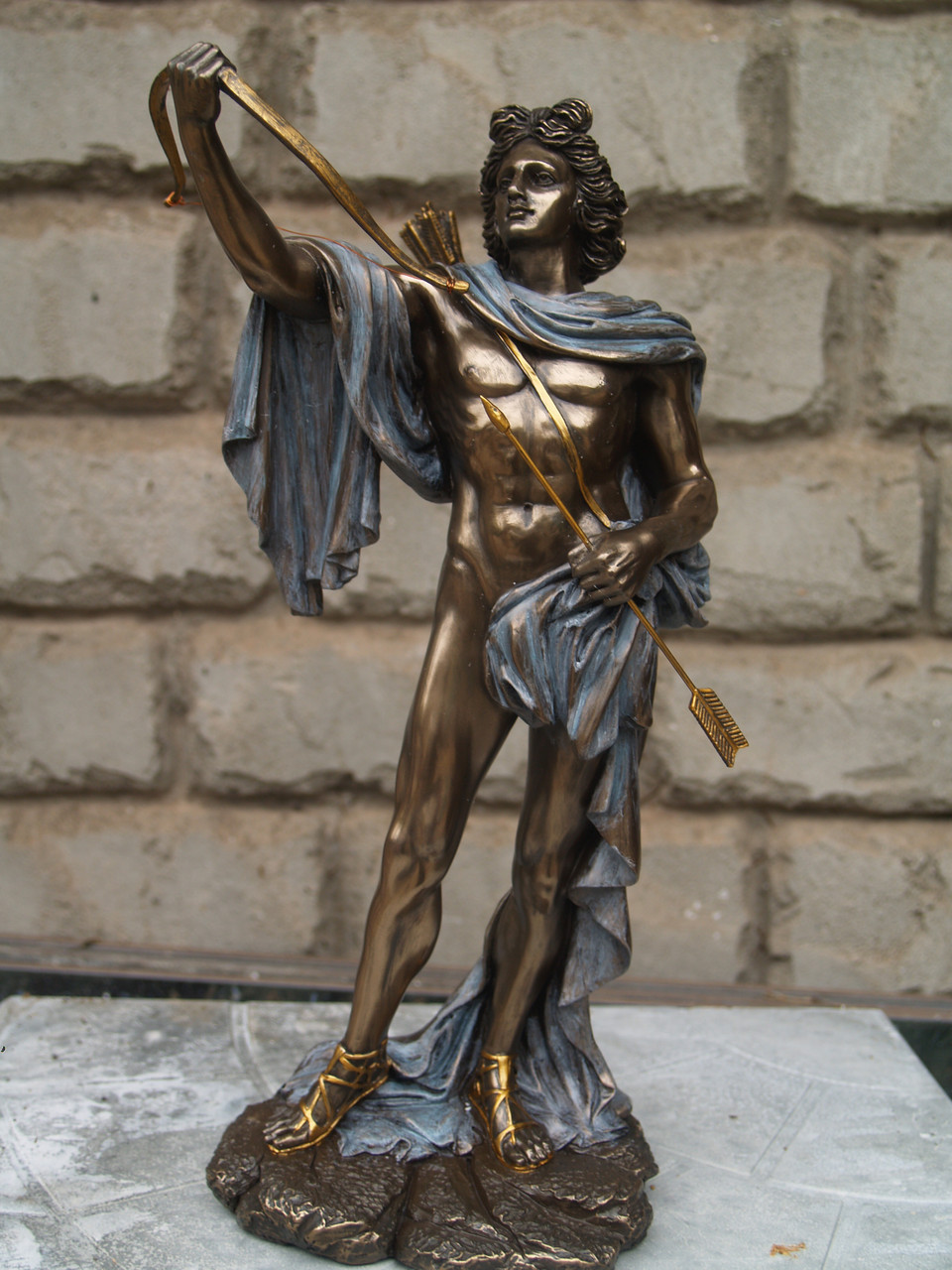 Статуэтка Veronese Аполлон 30 см 70788