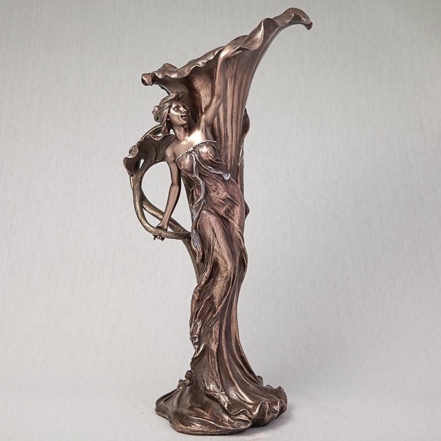 Ваза Veronese Дівчина грація 40 см 10215