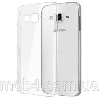 Прозорий силіконовий чохол для Samsung Galaxy (Самсунг Гелексі) J3