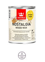 Масло TIKKURILA NOSTALGIA WOOD WAX, МЕД, 1Л