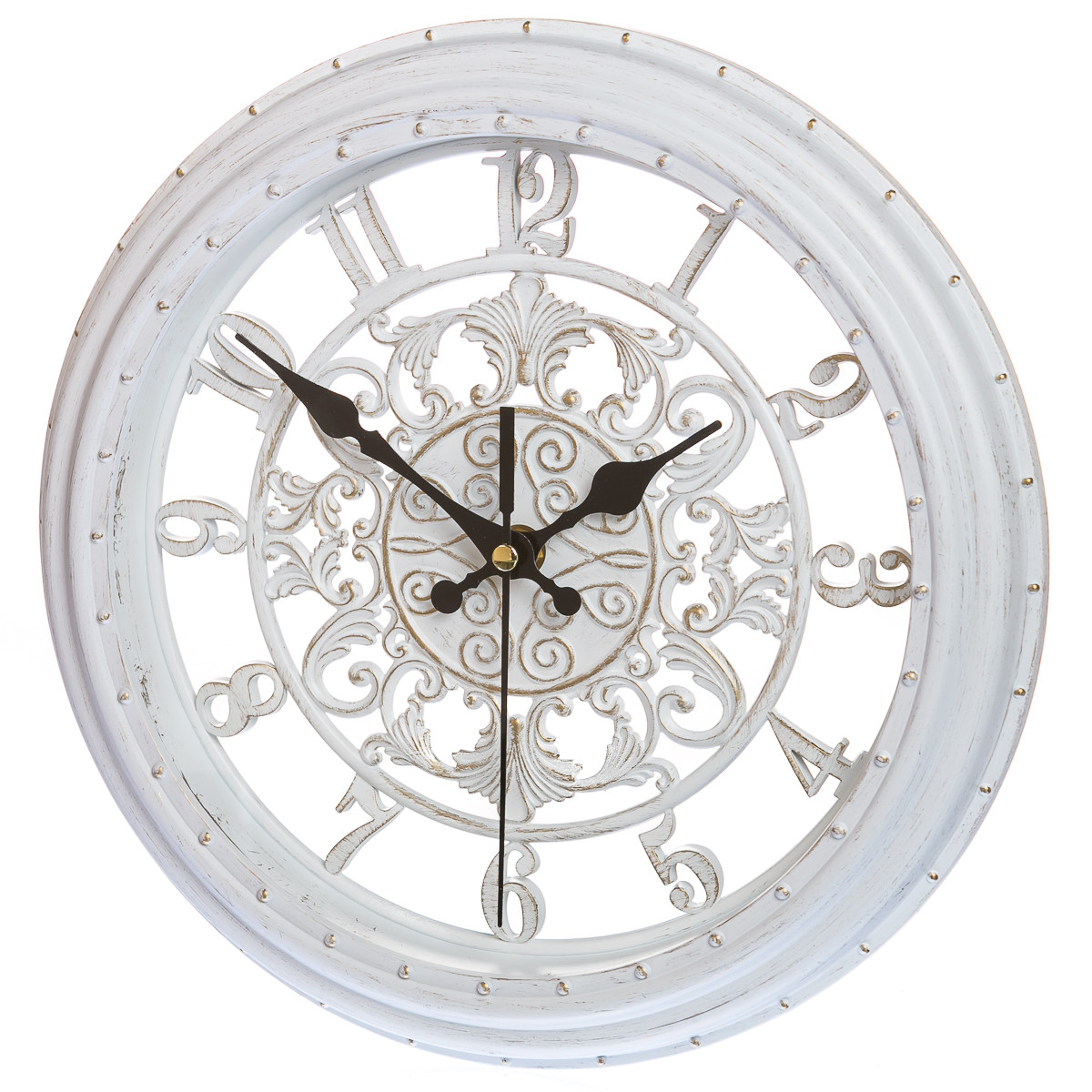Годинники настінні 131A/white