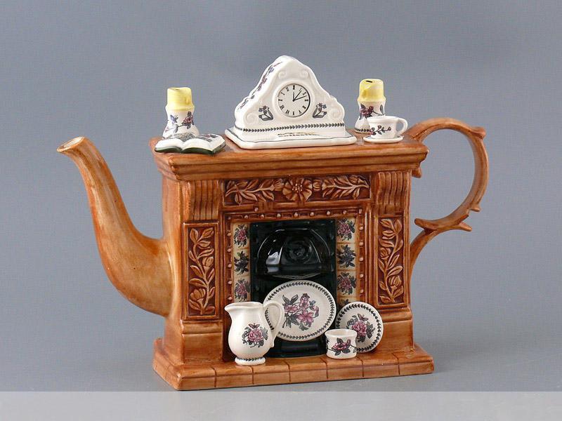 Чайник заварювальний Lefard Камін 23 см 59-450