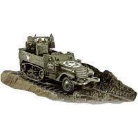 Спецтехника Revell Полугусеничный бронеавтомобиль Halftrack M16, 1:76 (3228)