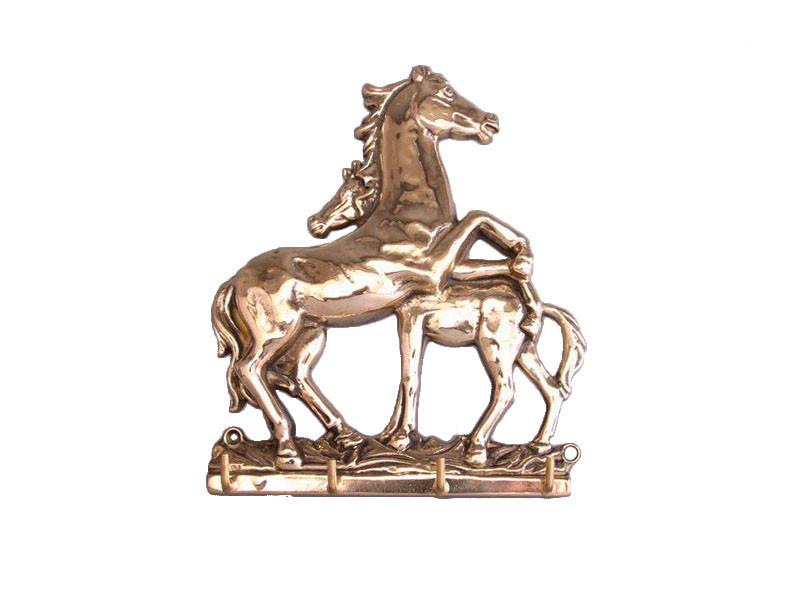 Вішалка настінна Stilars Коні 19 см 333-064