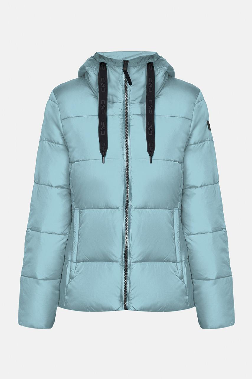 Женская куртка пуховик CMP Fix Hood 30K3556-E591