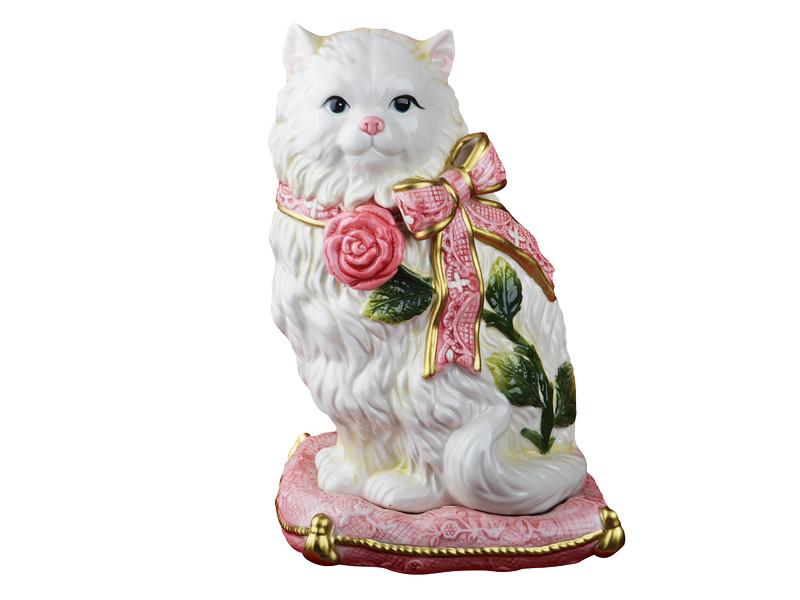 Статуетка Кішка 23 см 59-287