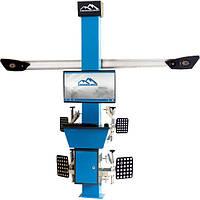 Классический высокоточный 3D стенд регулировки углов установки колес Trommelberg URS400BV (Германия/Тайвань)