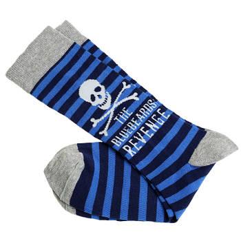 Носки The Bluebeards Revenge Skull Socks