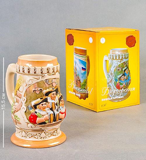 Пивний кухоль Бюргерская Три мушкетери 530 мл 110550