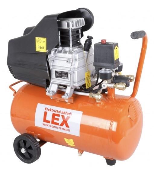 Компрессор воздушный LEX LXC24