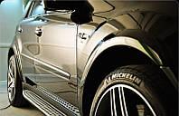 Расширители арок Mercedes ML W164