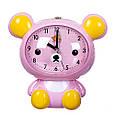 Годинник будильник Lefard Ведмедик 17х16х11 см 12008-001-B, фото 2