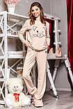1662/7 Жіноча піжама різні кольори, фото 5