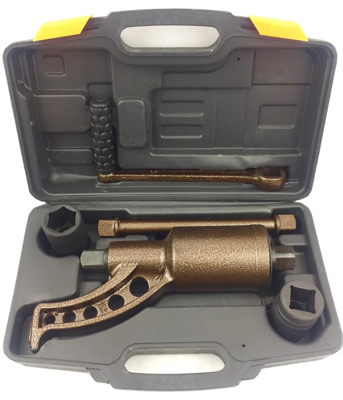 Ключ баллонный роторный Titan 7800Нм для грузовых автомобилей (XT002)