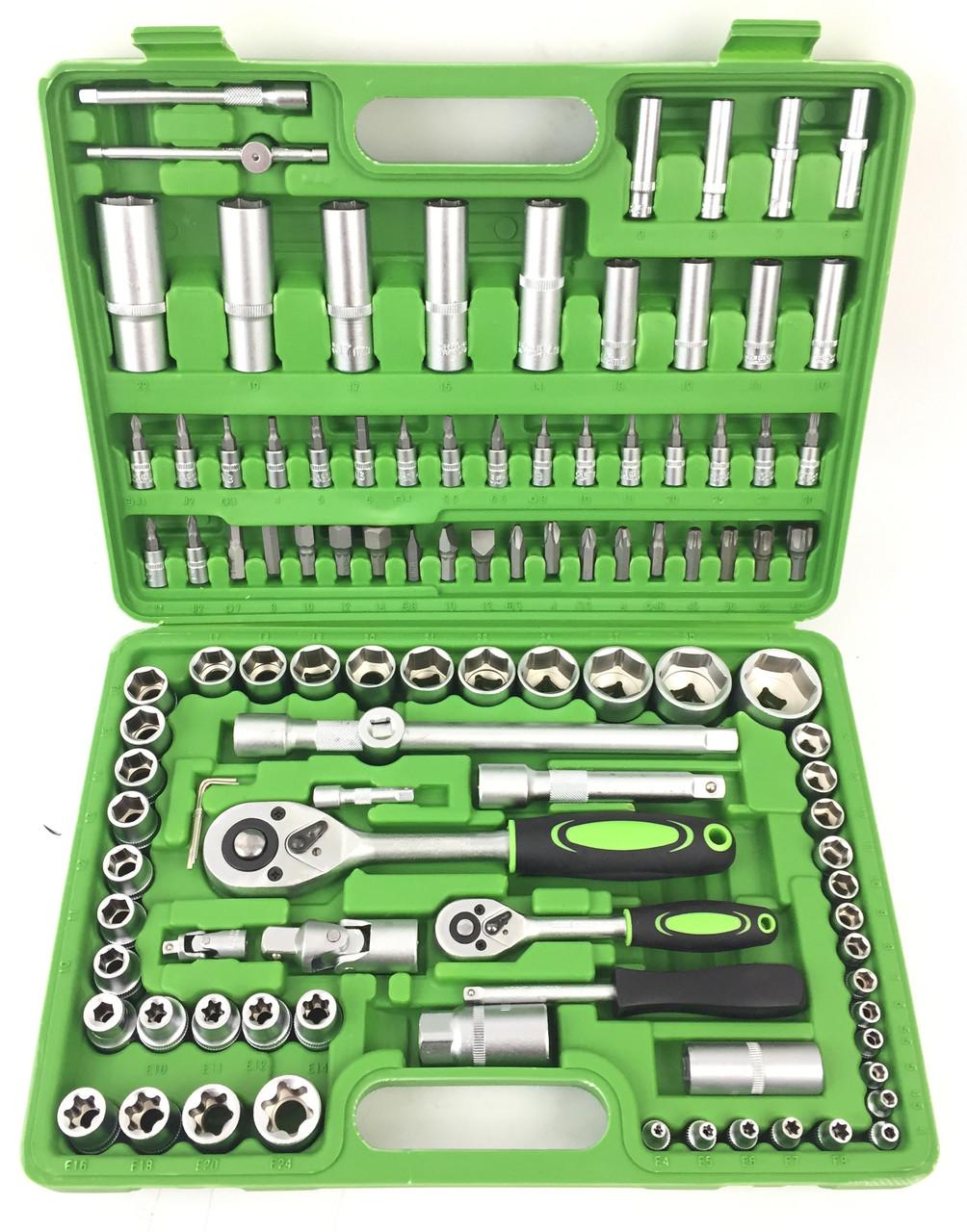 Набор инструментов AL-FA 108 ед.(ALCC108)