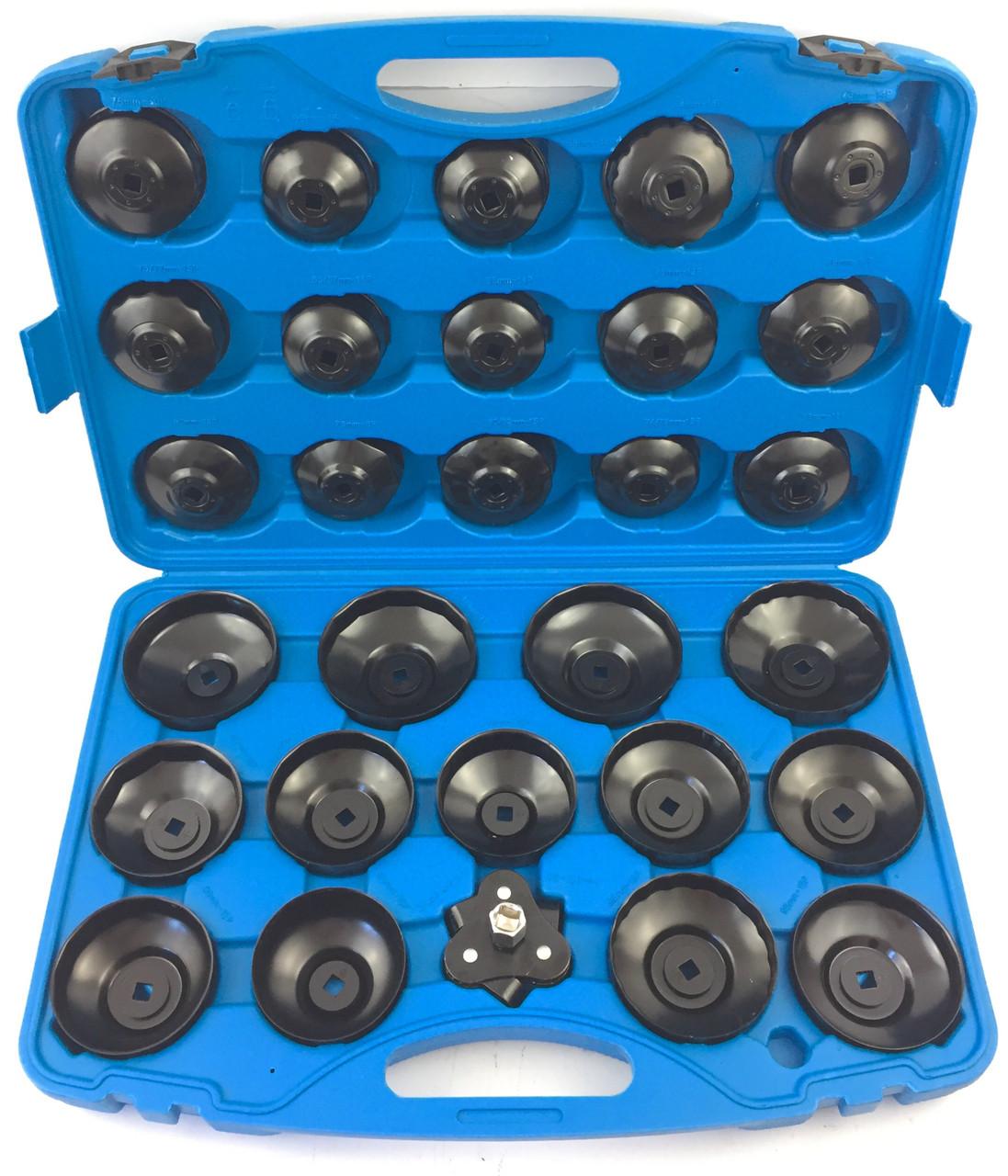 Набор съемников масляных фильтров Falcon 30 ед.