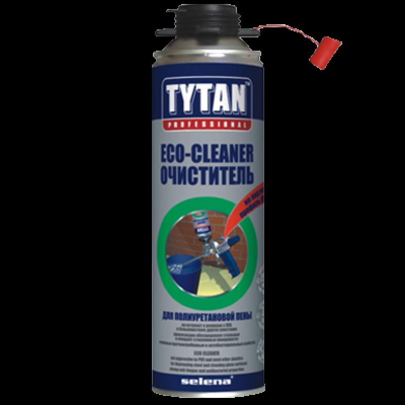 Tytan Professional Eco Cleaner Очиститель для удаления полиуретановой пены