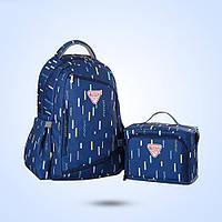 Рюкзак-органайзер и сумка для мам Sunveno Thermo bag 30 л 6,6 л Синий RSTB-SI, КОД: 1839397