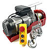 Электрический тельфер Euro Craft 500/1000 кг (HJ208), фото 2