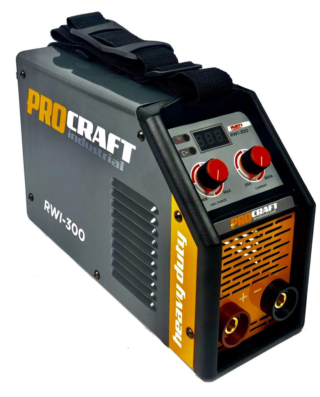 Сварочный инверторный аппарат ProCraft RWI-300