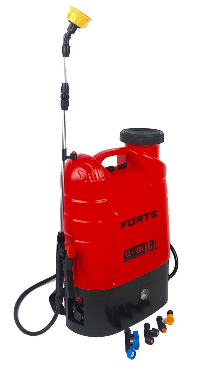 Опрыскиватель аккумуляторный Forte CL-18A