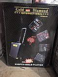 Набір інструментів German International валіза Великий набір предметів 399, фото 2