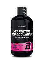 Л-карнитин BioTech L-Carnitine 100 000 (500 мл) биотеч вишня