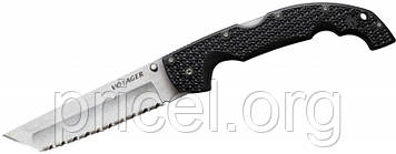 Нож складной Cold Steel Voyager Lg. Tanto Point Serrated (29TLCTS)