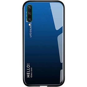 Чехол Gradient Hello для Huawei Honor 9X Pro (China)